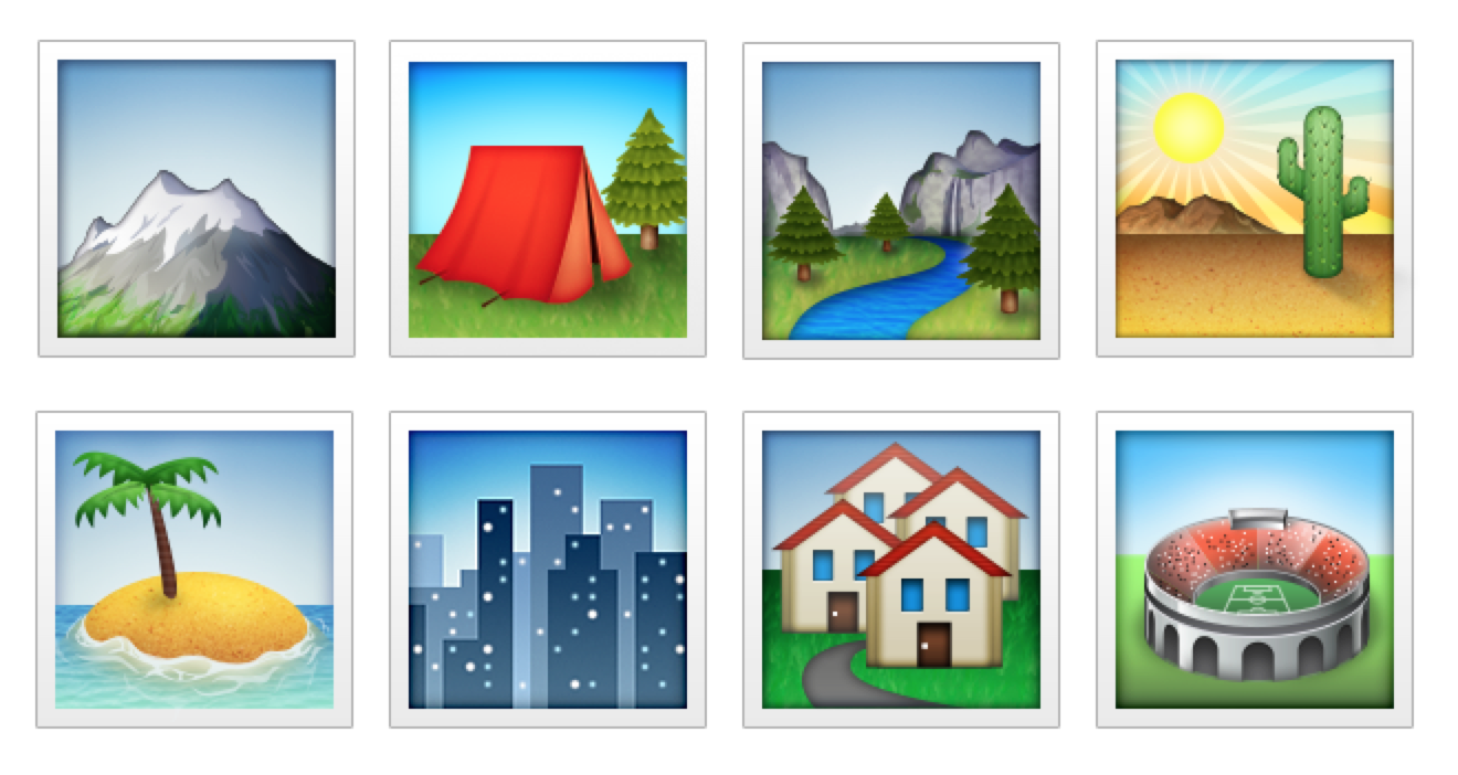 Places clipart different 1 Someone in Changelog a