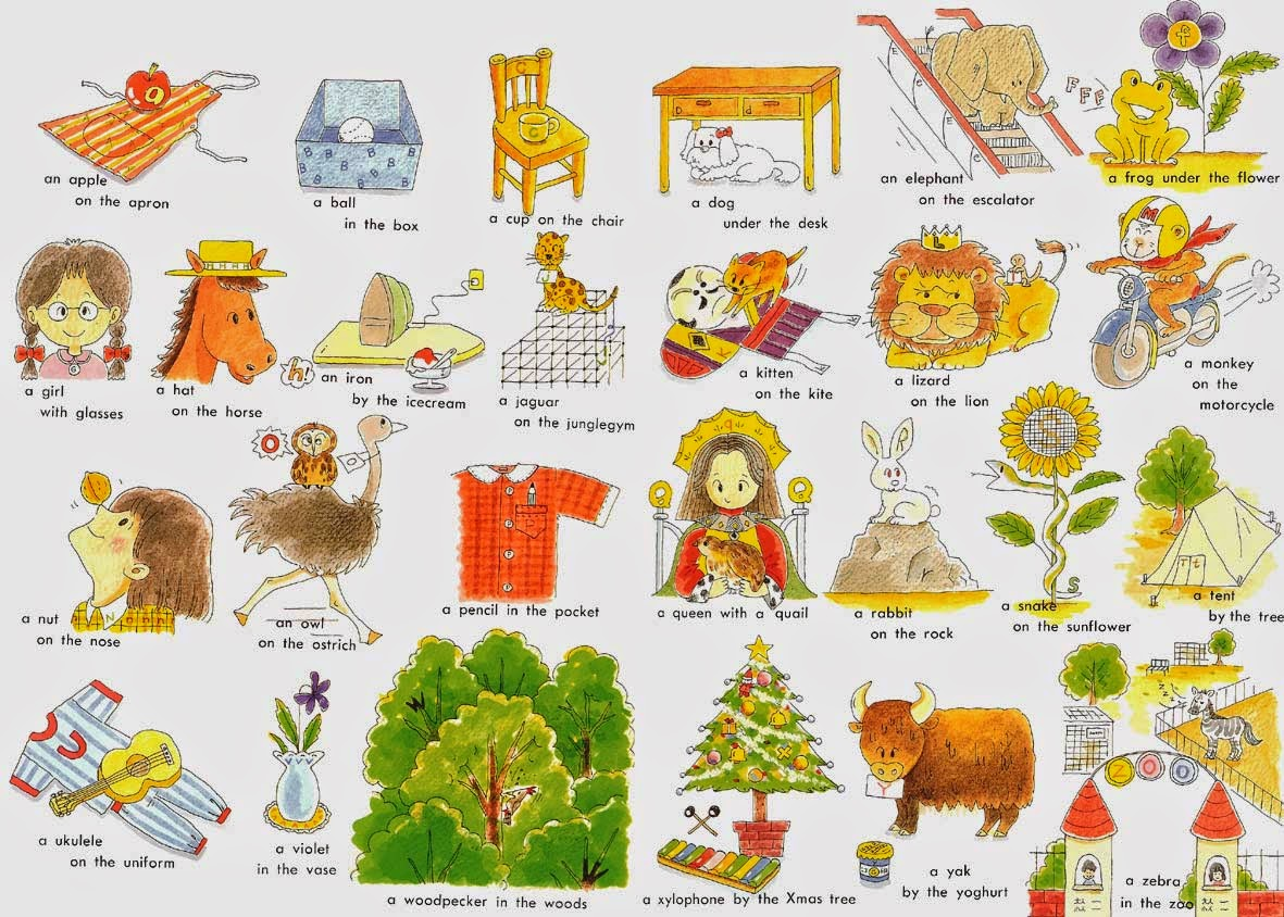 Places clipart english #14