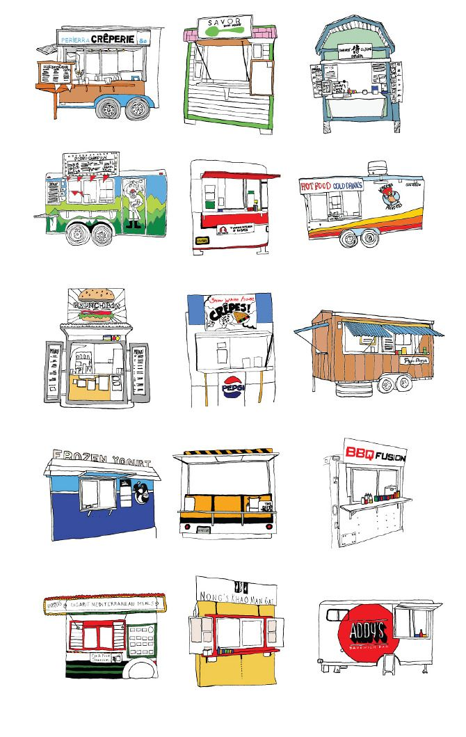Cart clipart food booth These Pinterest at eaten on