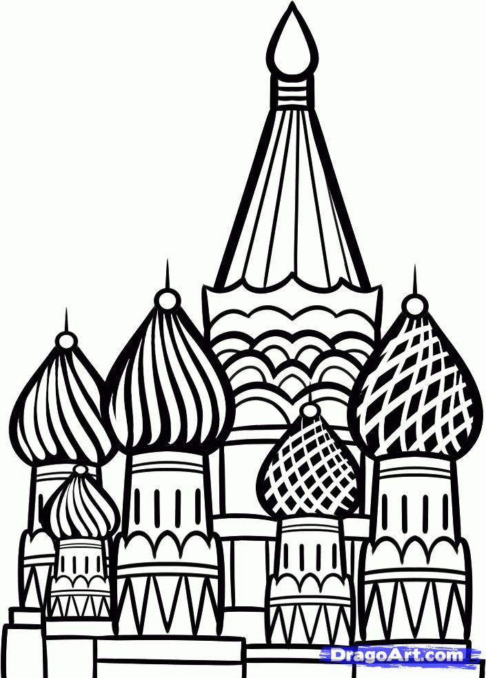 Architecture clipart famous place Drawing on this landmarks Pinterest