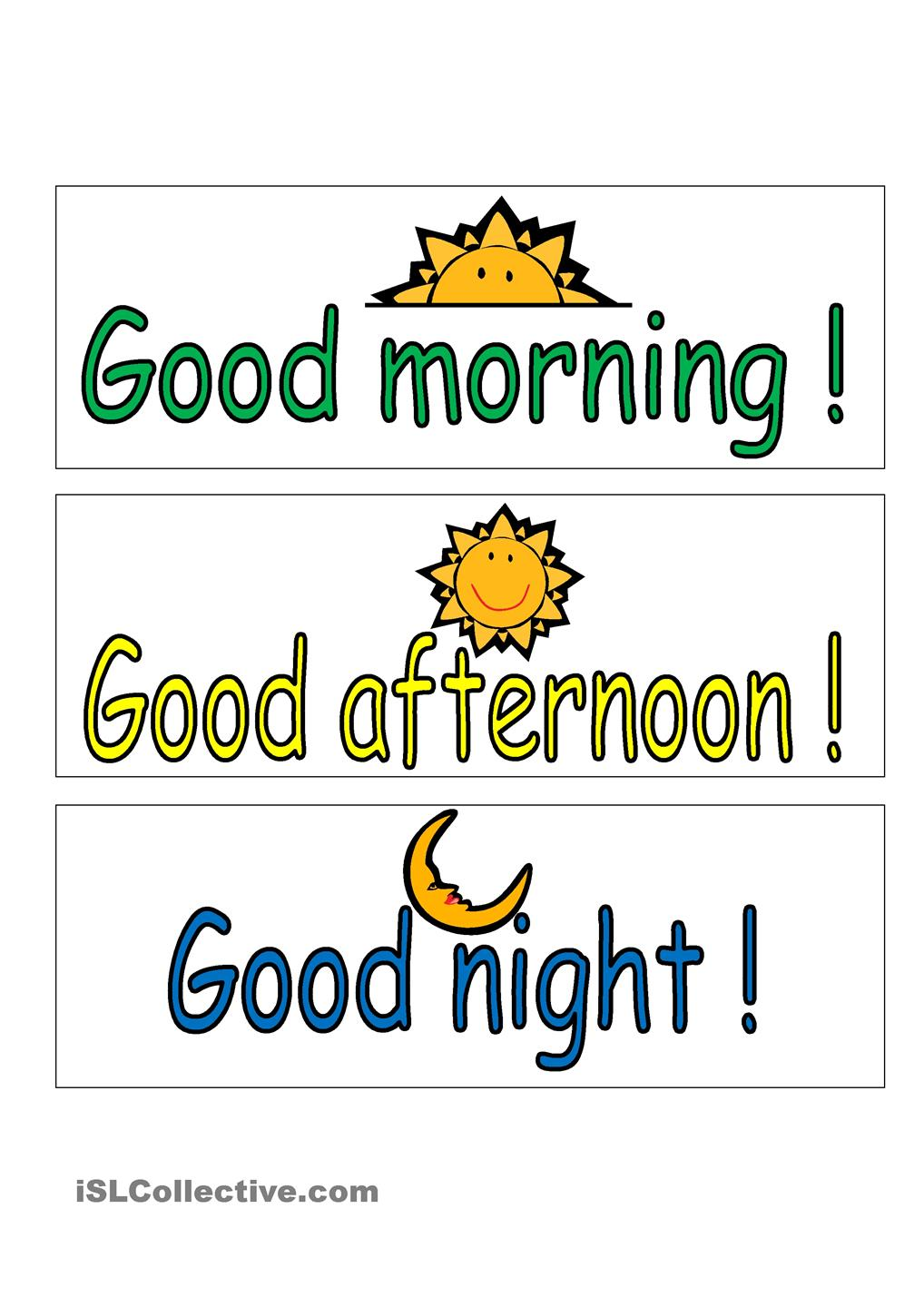 Changing To Night  clipart afternoon Night Good Good Afternoon Good