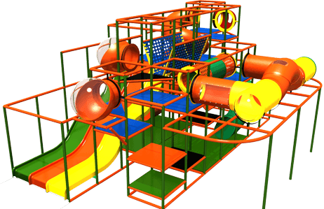 Playground clipart indoor playground #4