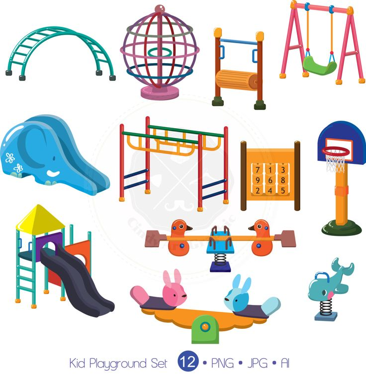 Playground clipart pre k Download about images on clipart