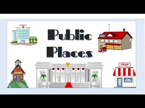 Places clipart public place #8
