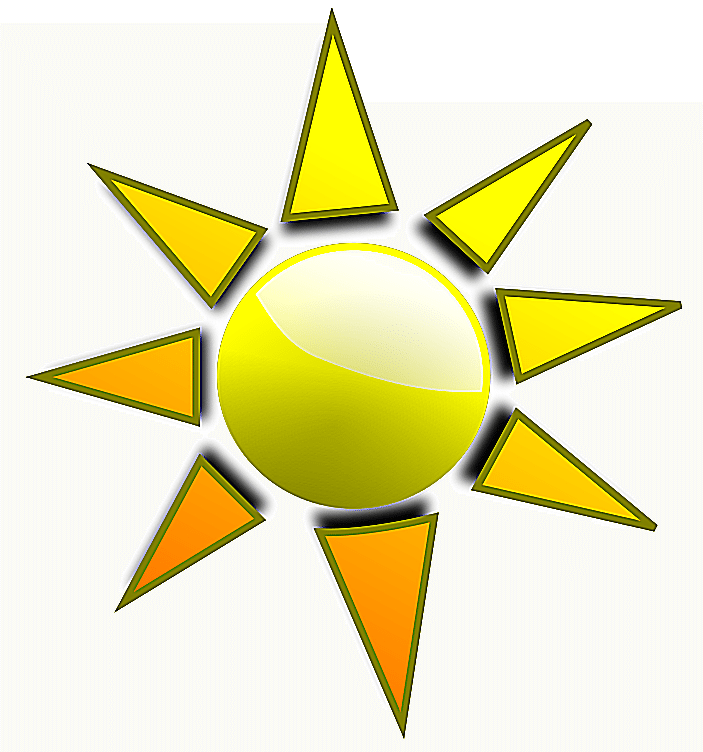 Small clipart sunshine To Your Free Sun at