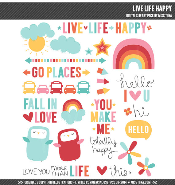 Places clipart to live #8