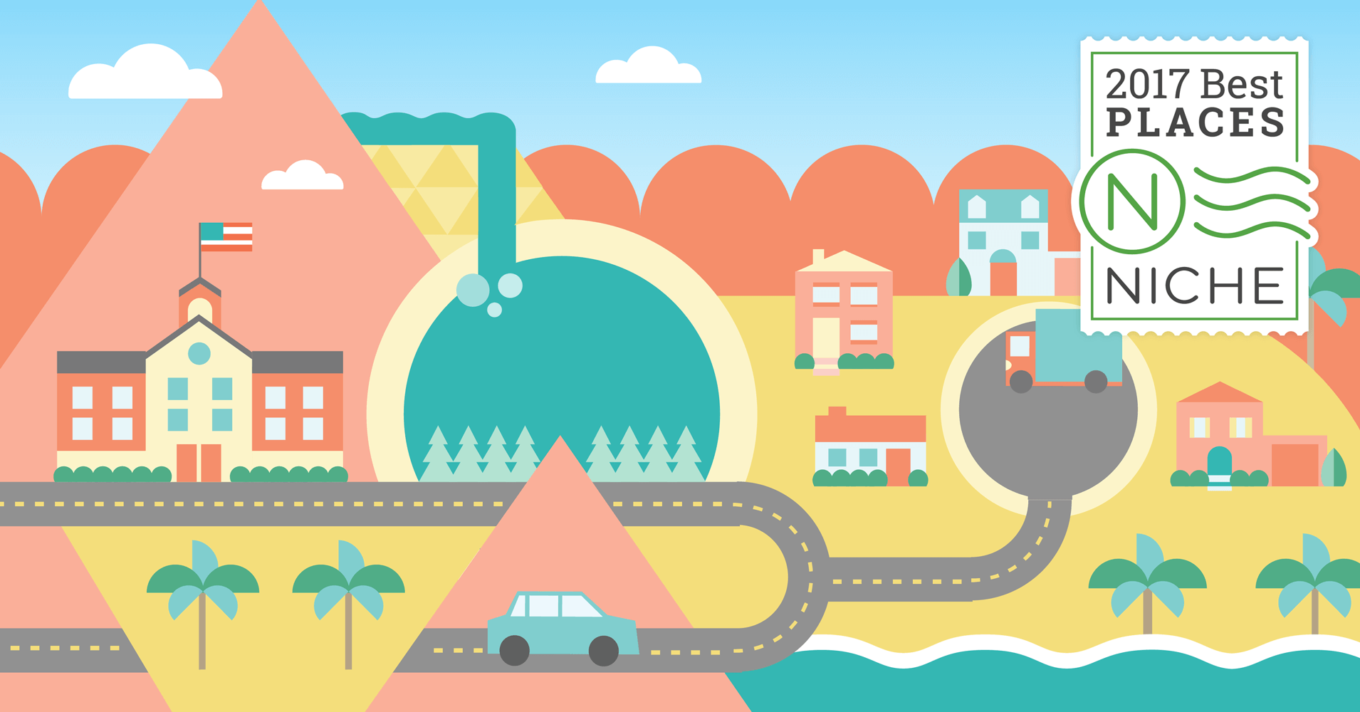 Places clipart to live #5