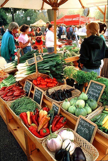 Places clipart vegetable market #6