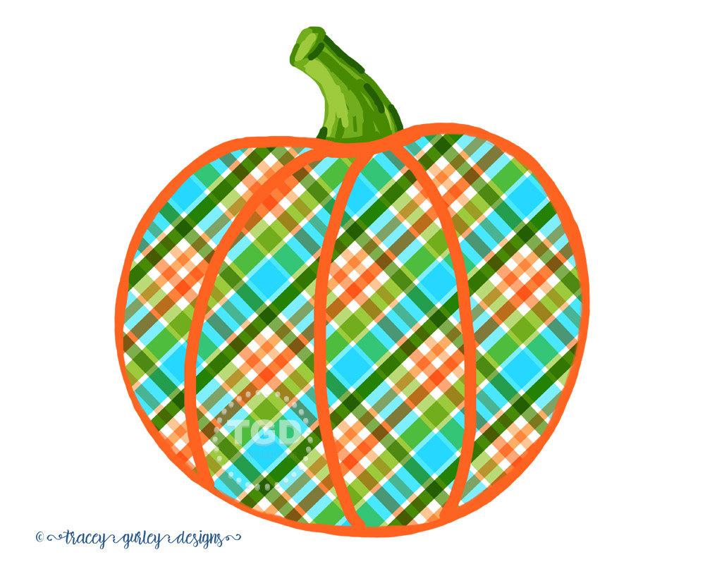 Plaid clipart autumn #2
