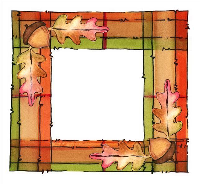 Plaid clipart autumn #4