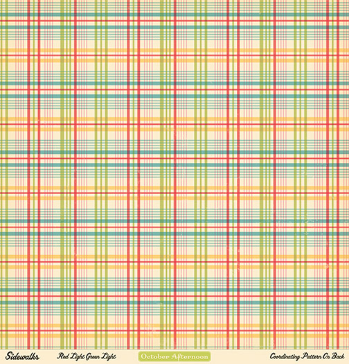 Plaid clipart light green Afternoon light light light Red