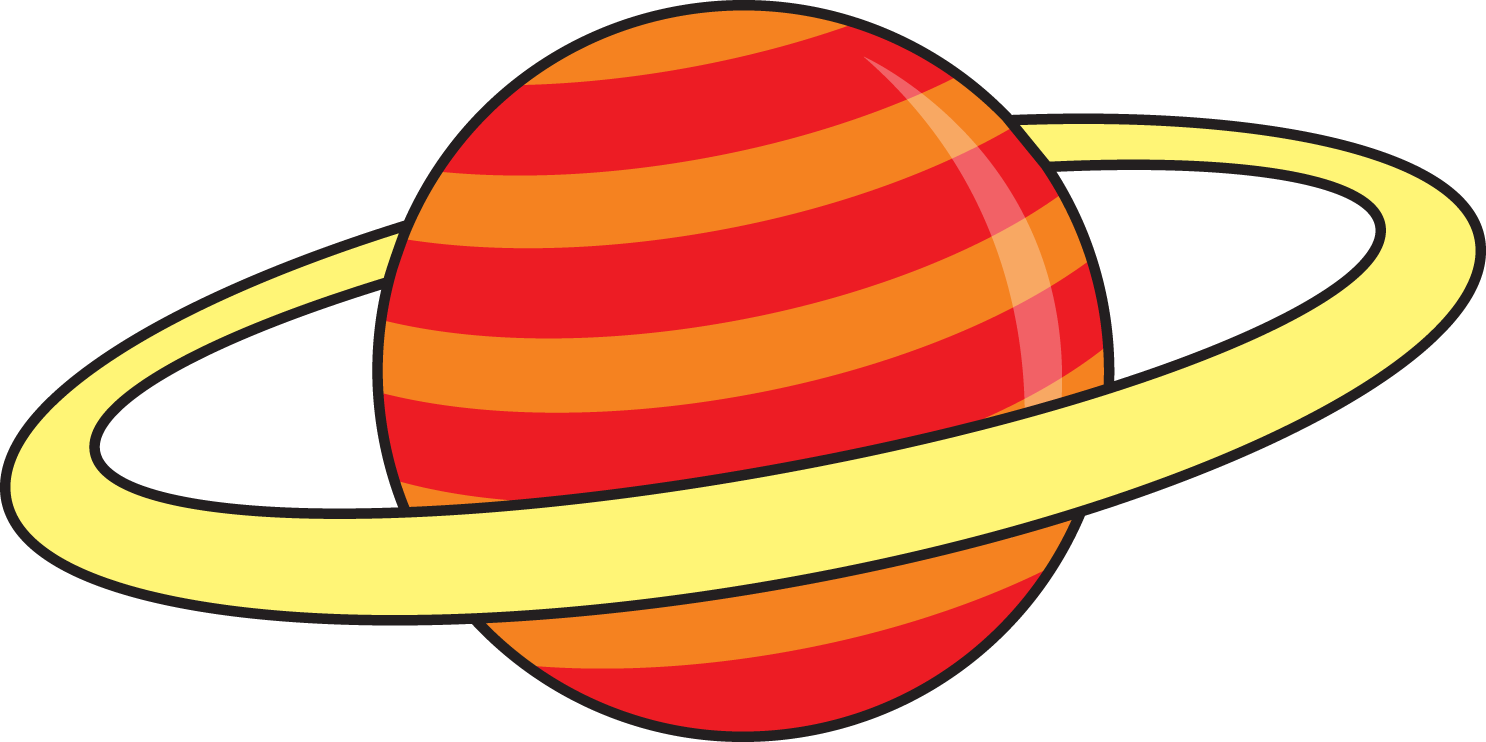 Planets clipart funny Free Images Clipart Clipart Planets