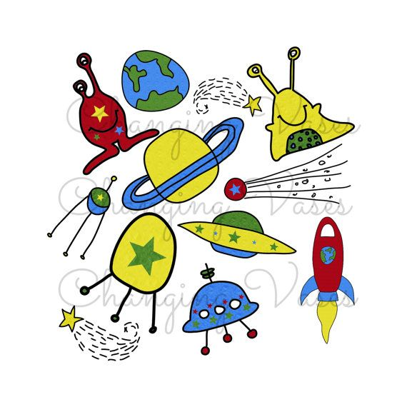 Planet clipart spaceship Clipart Space about images Planet