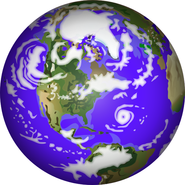 Planet Earth clipart Art clip Clip Free Planet