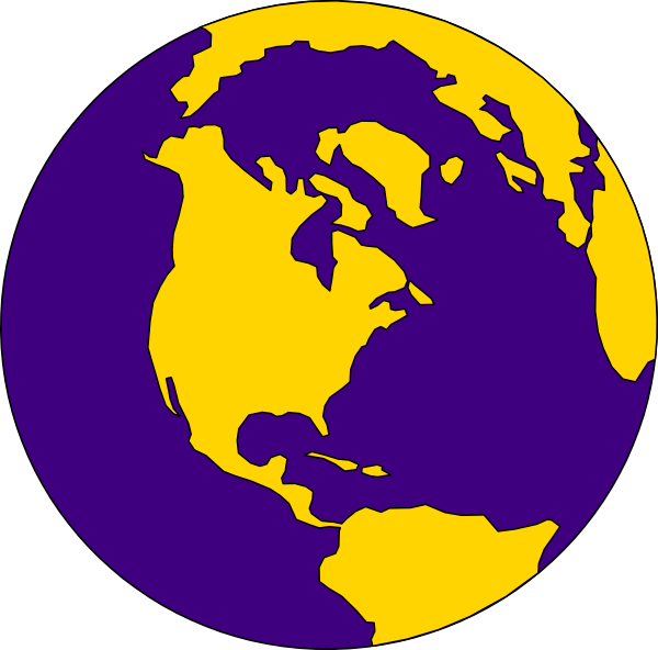 Planet clipart earth science At Clker com free Earth