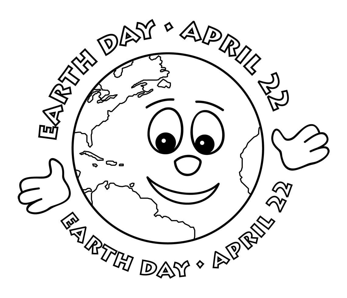 Planet Earth clipart colored #2