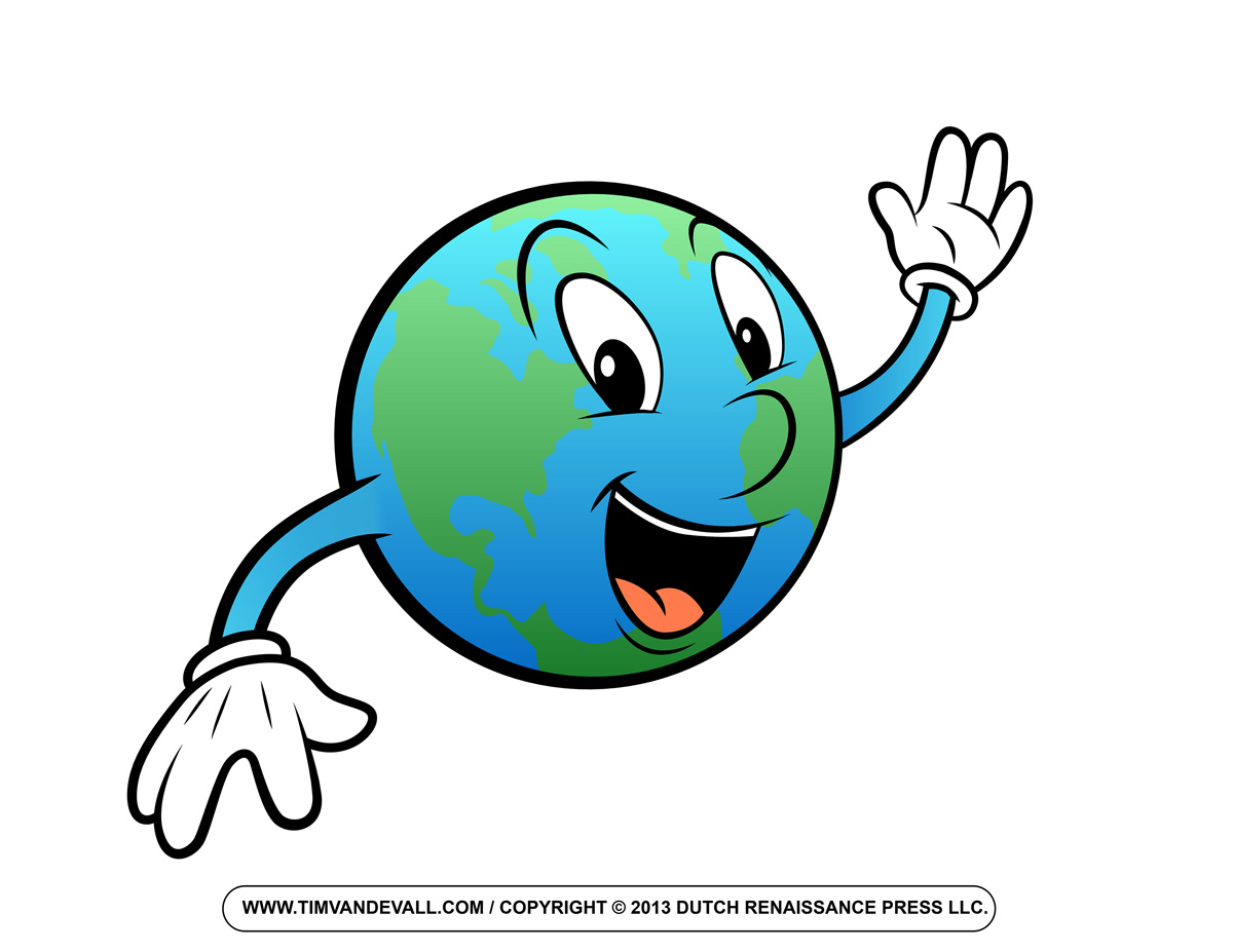 Planets clipart earth Art globe clipartfest clipartwiz day