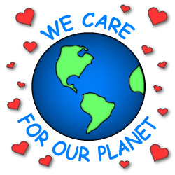 Planets clipart earth day #3