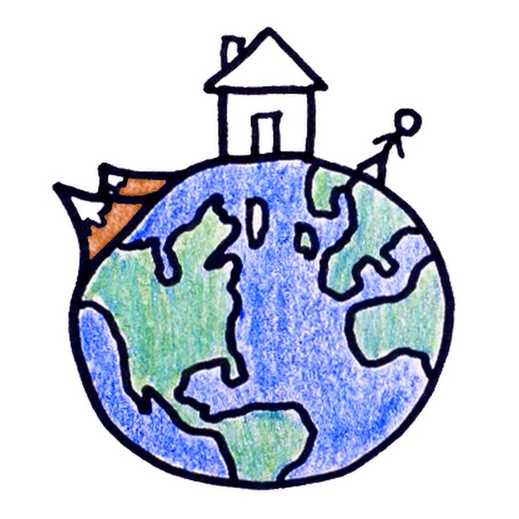 Planet Earth clipart earth science #13