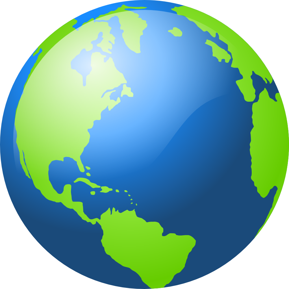 Continent clipart earth's Clipart Clipart Earth Free Happy