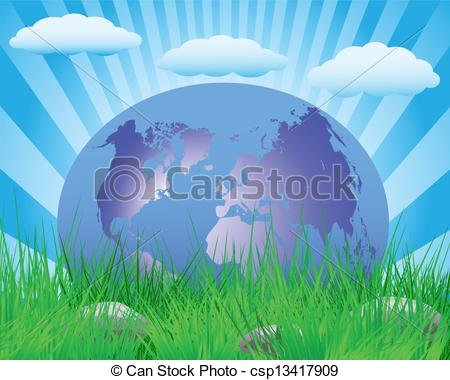 Planet Earth clipart natural environment #6