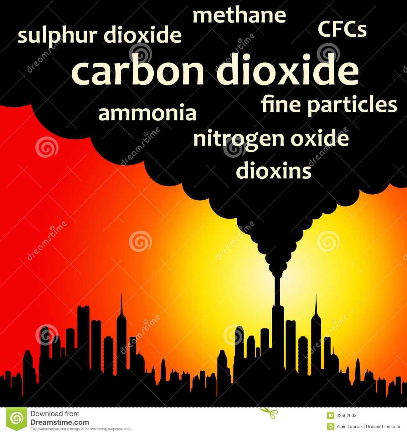 Pollution clipart globe #10