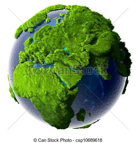Planet Earth clipart transparent #11