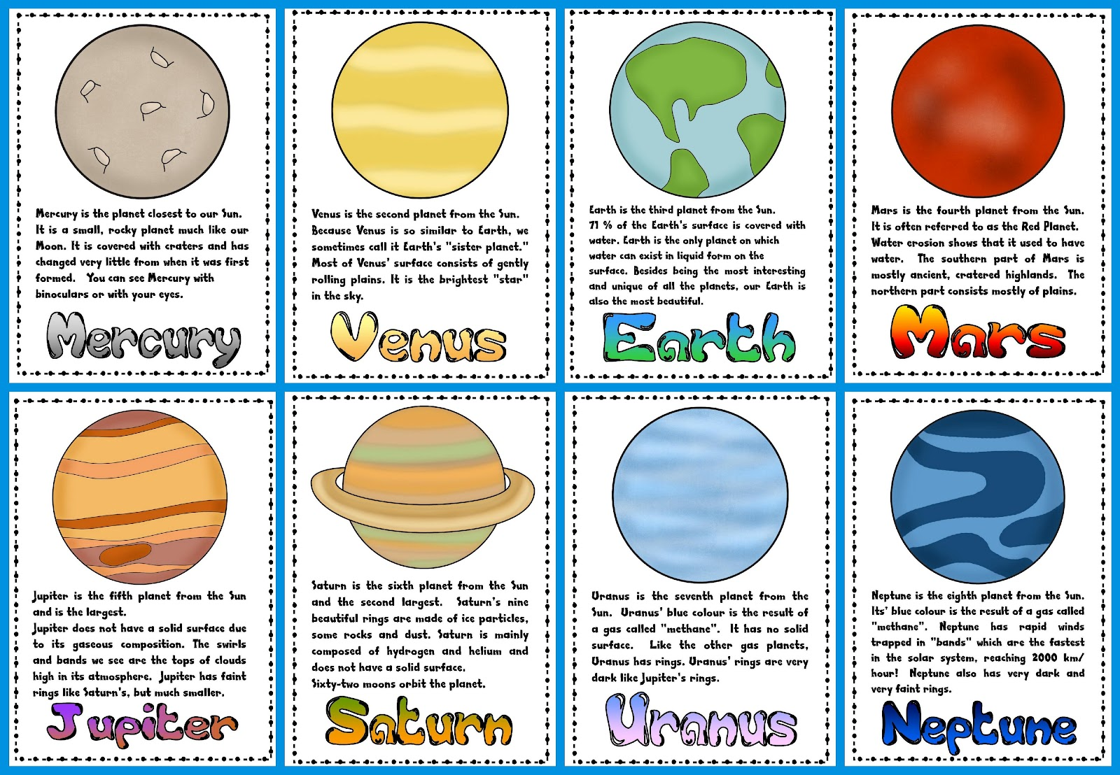 Planets clipart The clip page about page