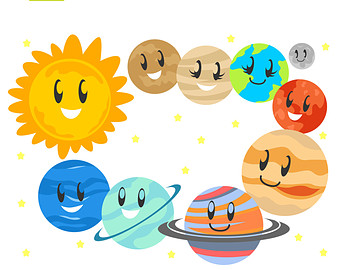 Galaxy clipart solar system Planet%20clipart Clipart Planets Art Clip