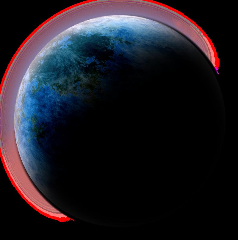 Planet clipart transparent Art Clip Free Clip Blue