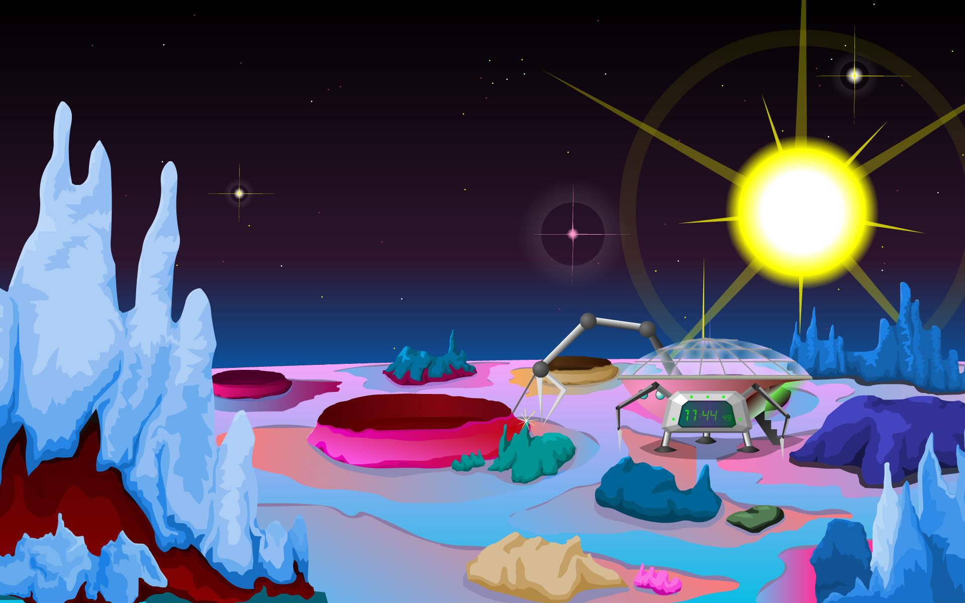 Planet clipart alien planet Alien Download Clip Art Clip