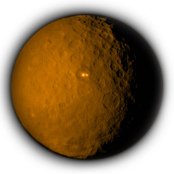Planets clipart ceres #5