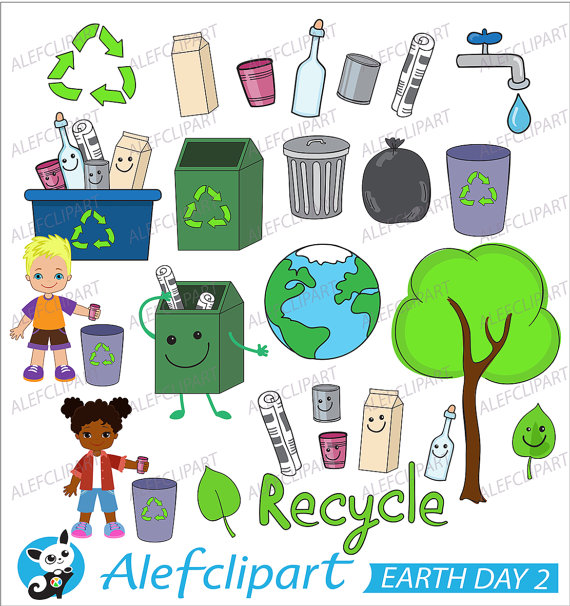 Planets clipart earth day #12
