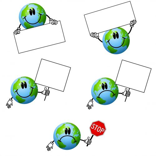 Planets clipart earth day #11