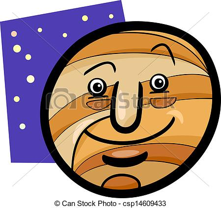Planets clipart funny #7