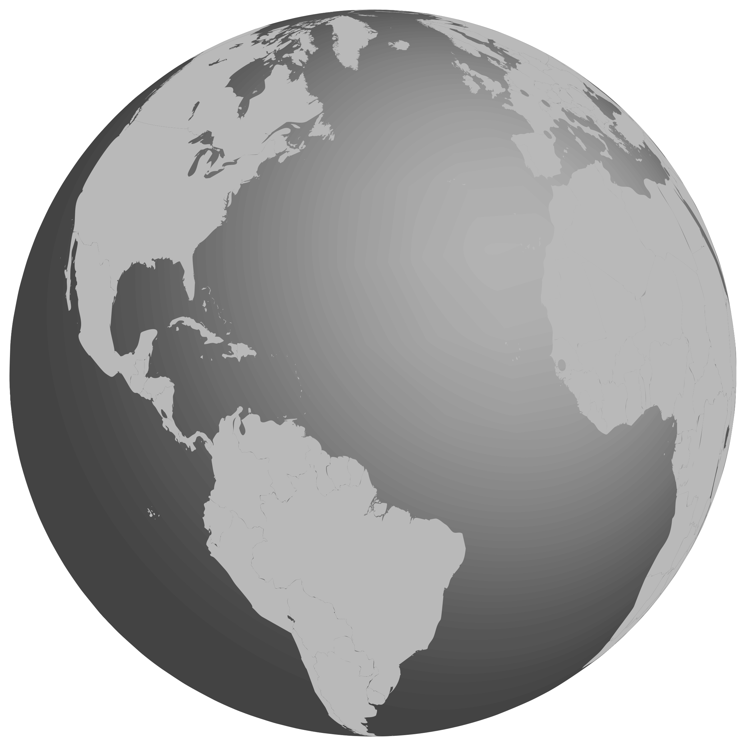Planet clipart grey BIG Globe Earth (PNG) IMAGE