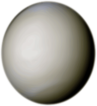 Planets clipart grey #7