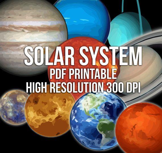 Planets clipart individual Su Pinterest fantastiche Resolution Oltre
