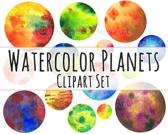 Planet clipart printable Nature Clipart Planet Dots Photoshop