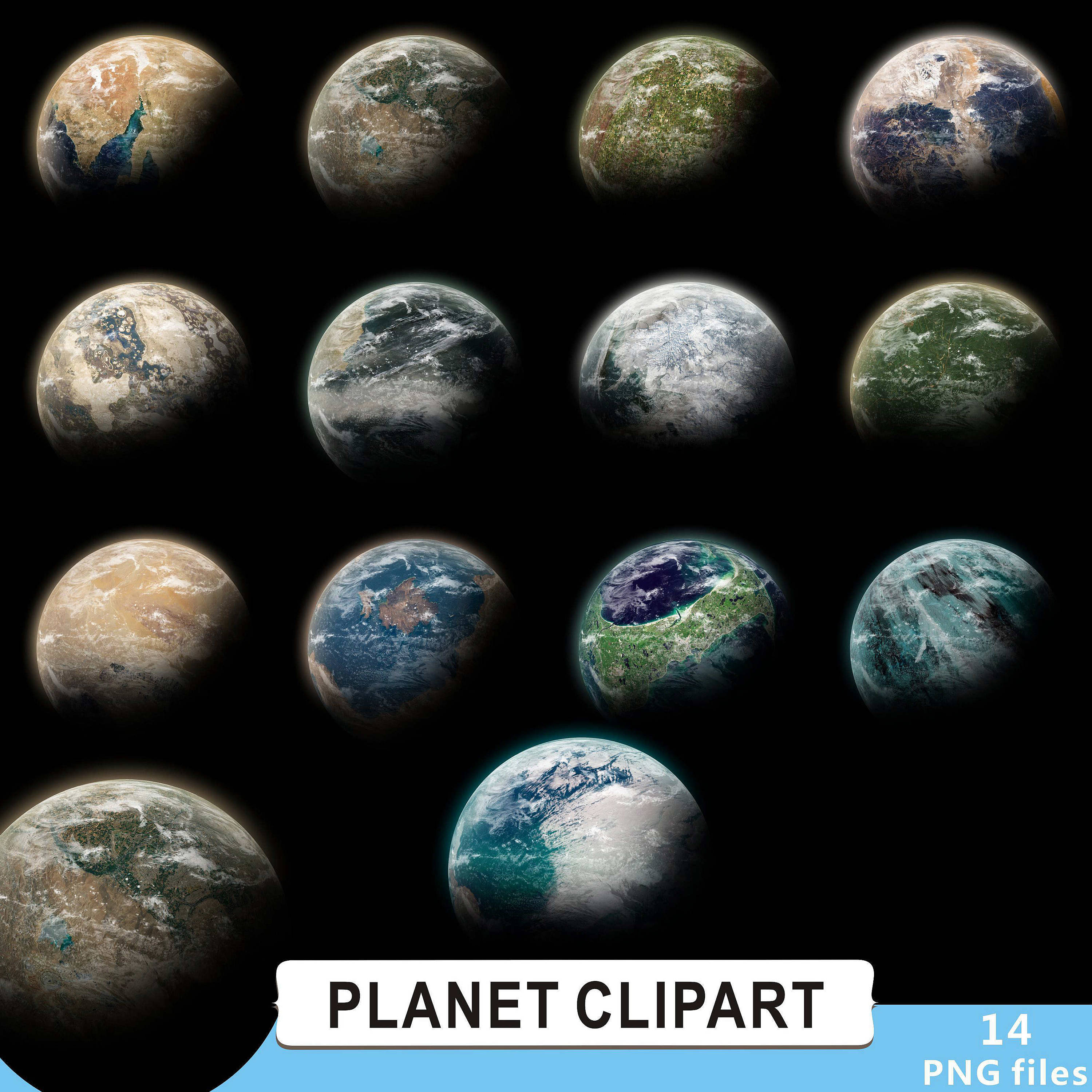 Planet clipart printable Clipart Art file Clipart This