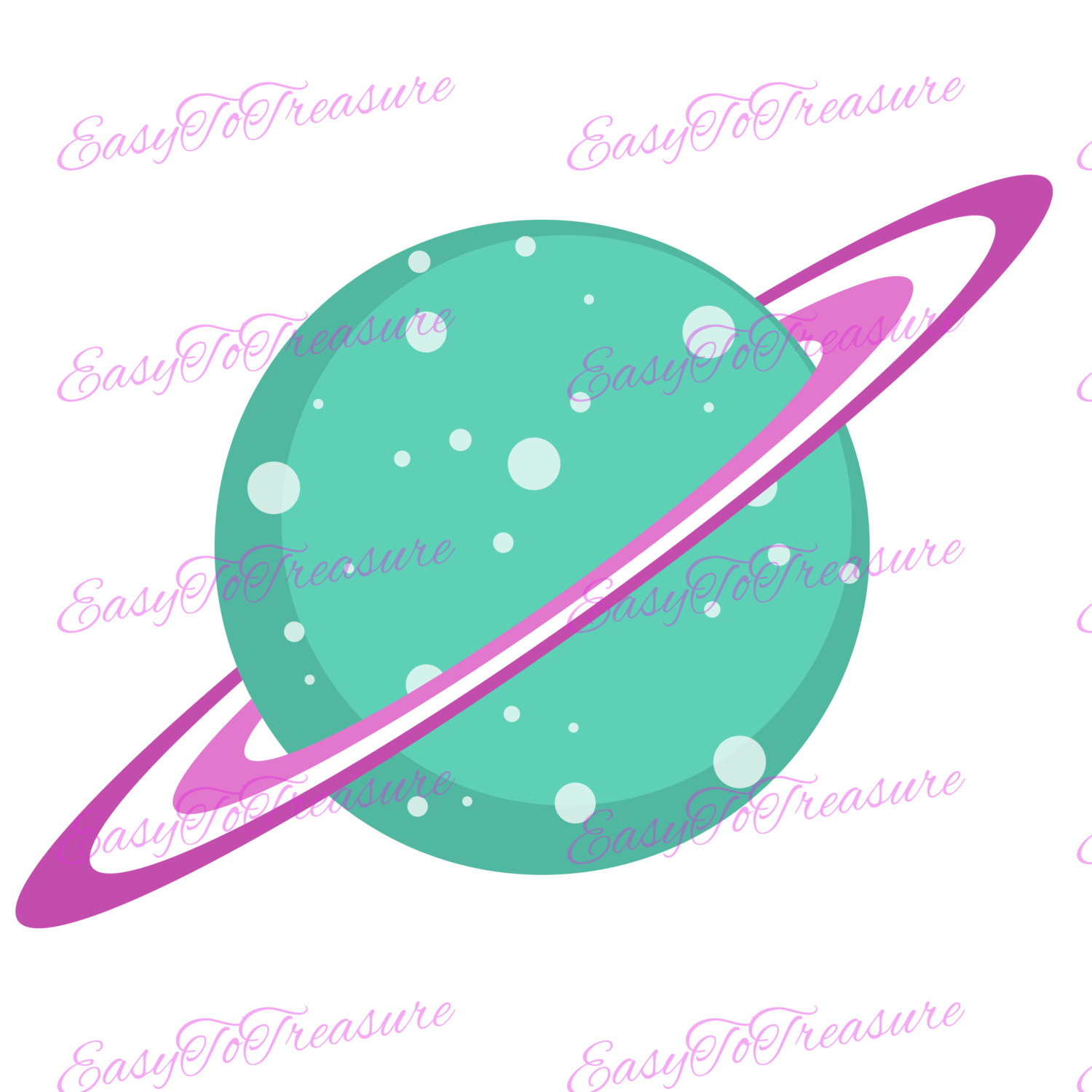 Planets clipart ring png Digital Planet Download – and