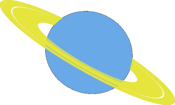 Planet clipart saturn Art free Saturn kid Saturn