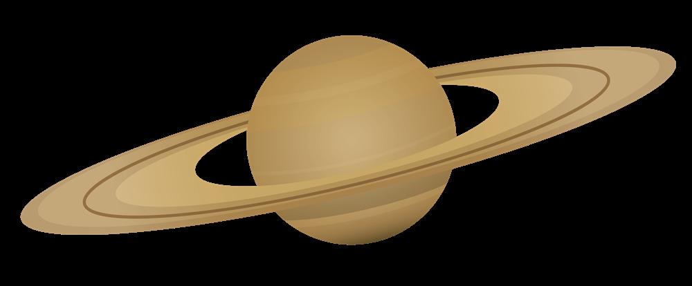 Planet clipart saturn Saturn  Art Free Clip