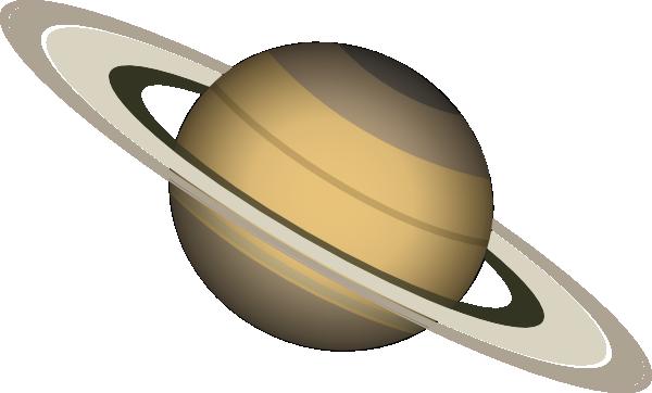 Planet clipart saturn Clip image Clker online clip