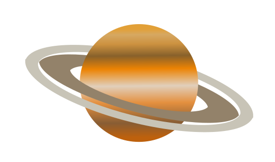 Planet clipart saturn Art Planet Use Clip Domain