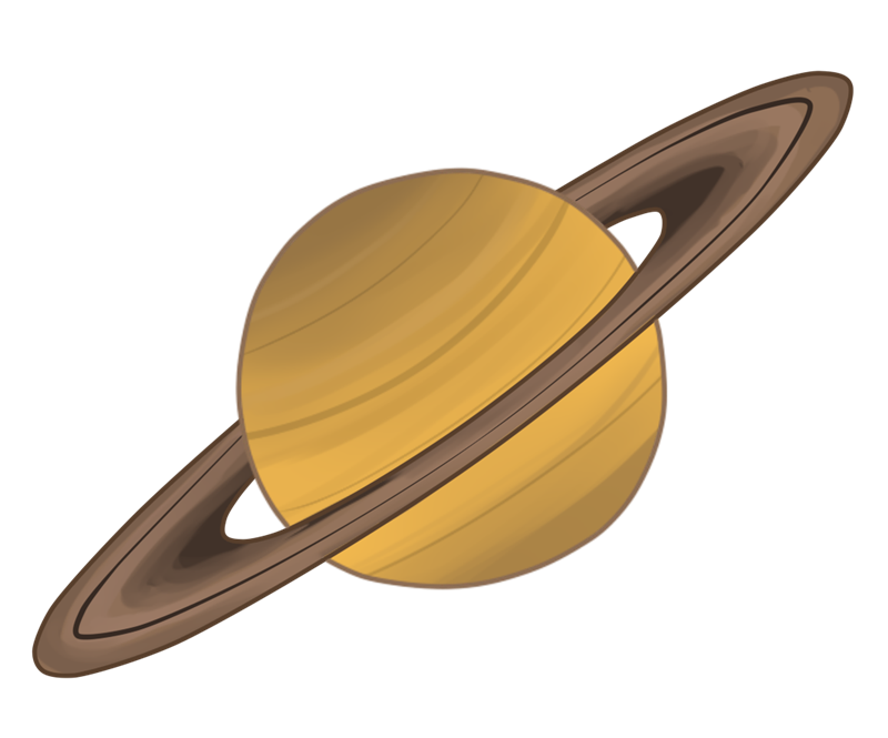 Planet clipart saturn Saturn6 Clip Use Clip Domain