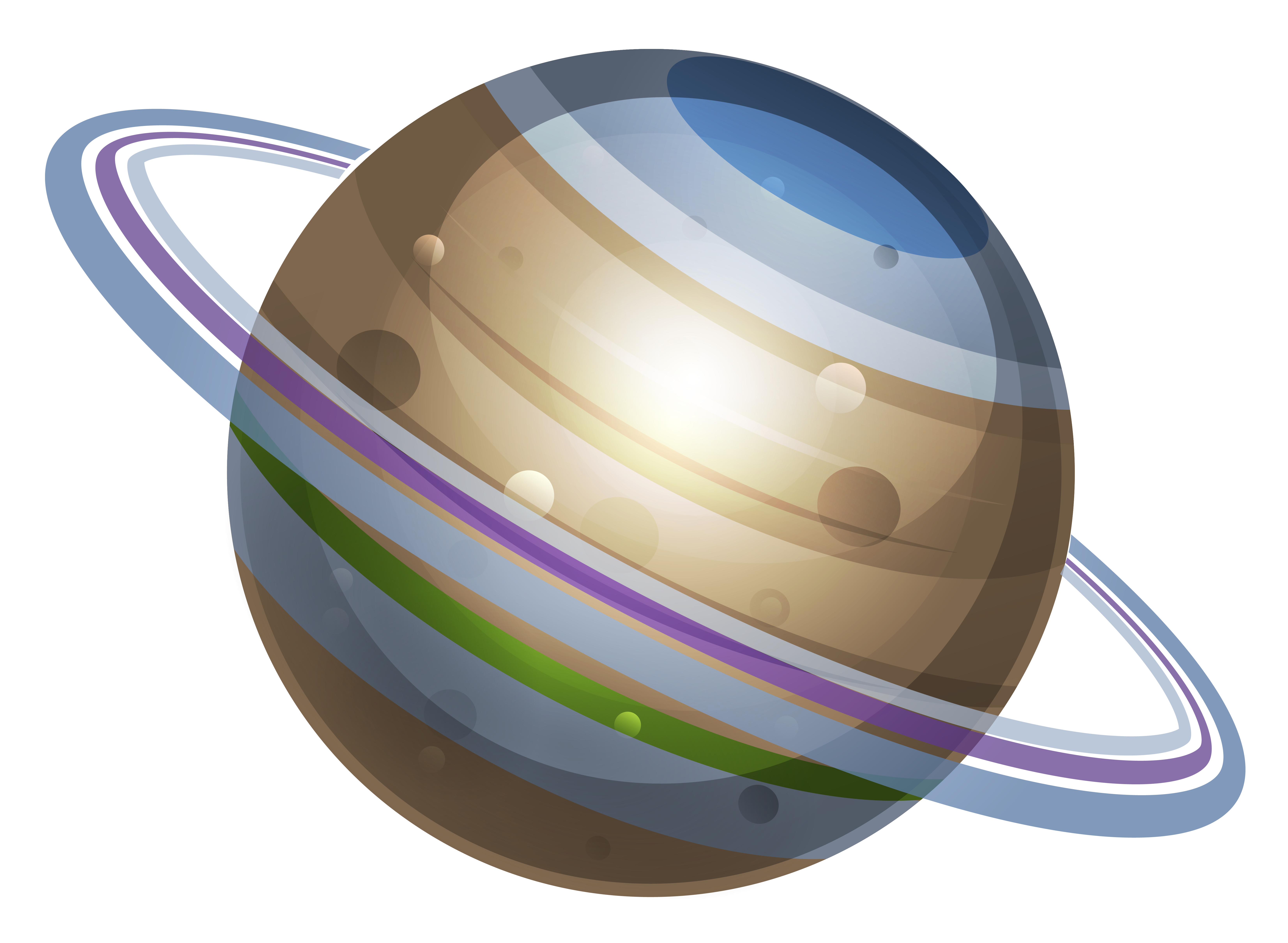 Planet clipart transparent Model Planet full Gallery PNG