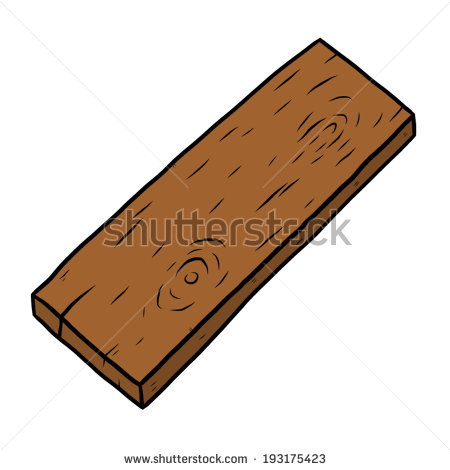 Wood clipart wood plank Vertical Wood cliparts Plank Clipart