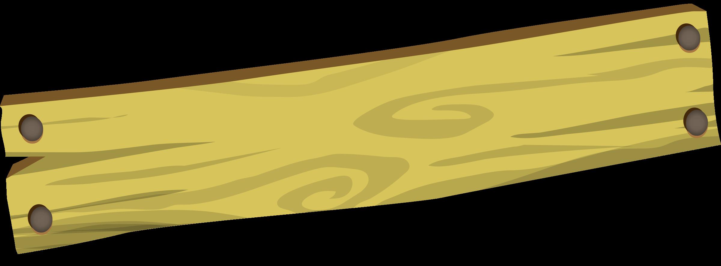 Planks clipart blank #5