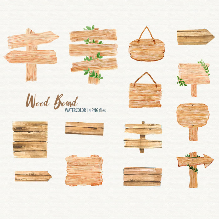 Planks clipart signage Signboards Signs digital is This